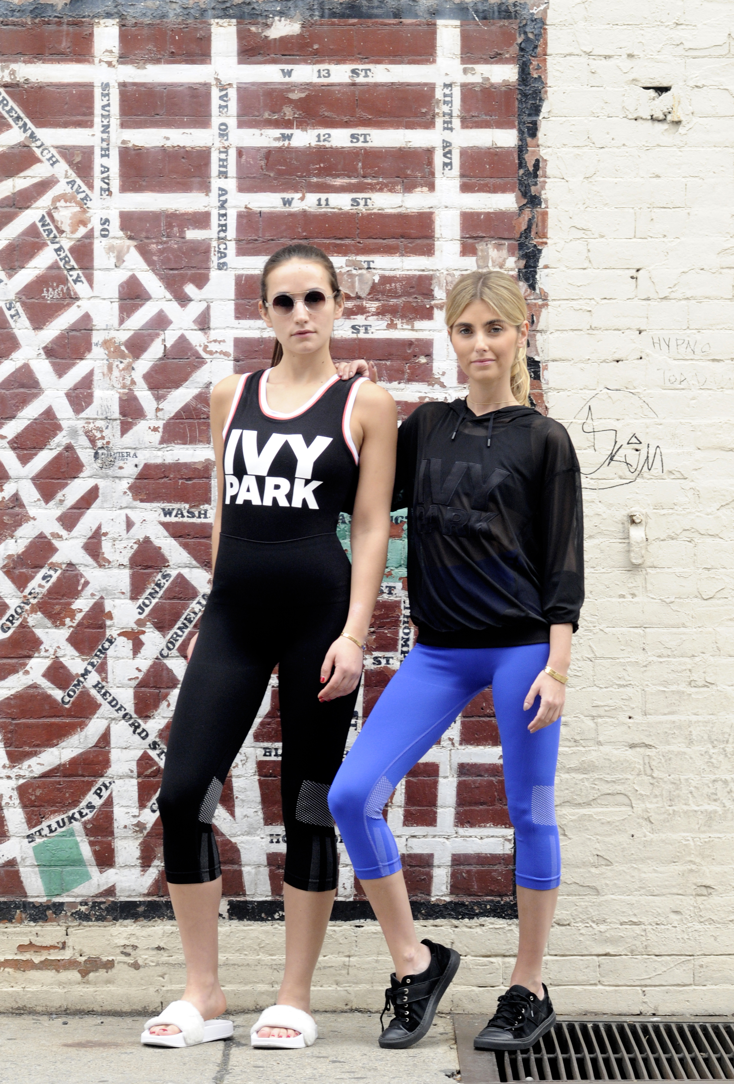 IVY PARK BLOGGERS NYC STREET STYLE