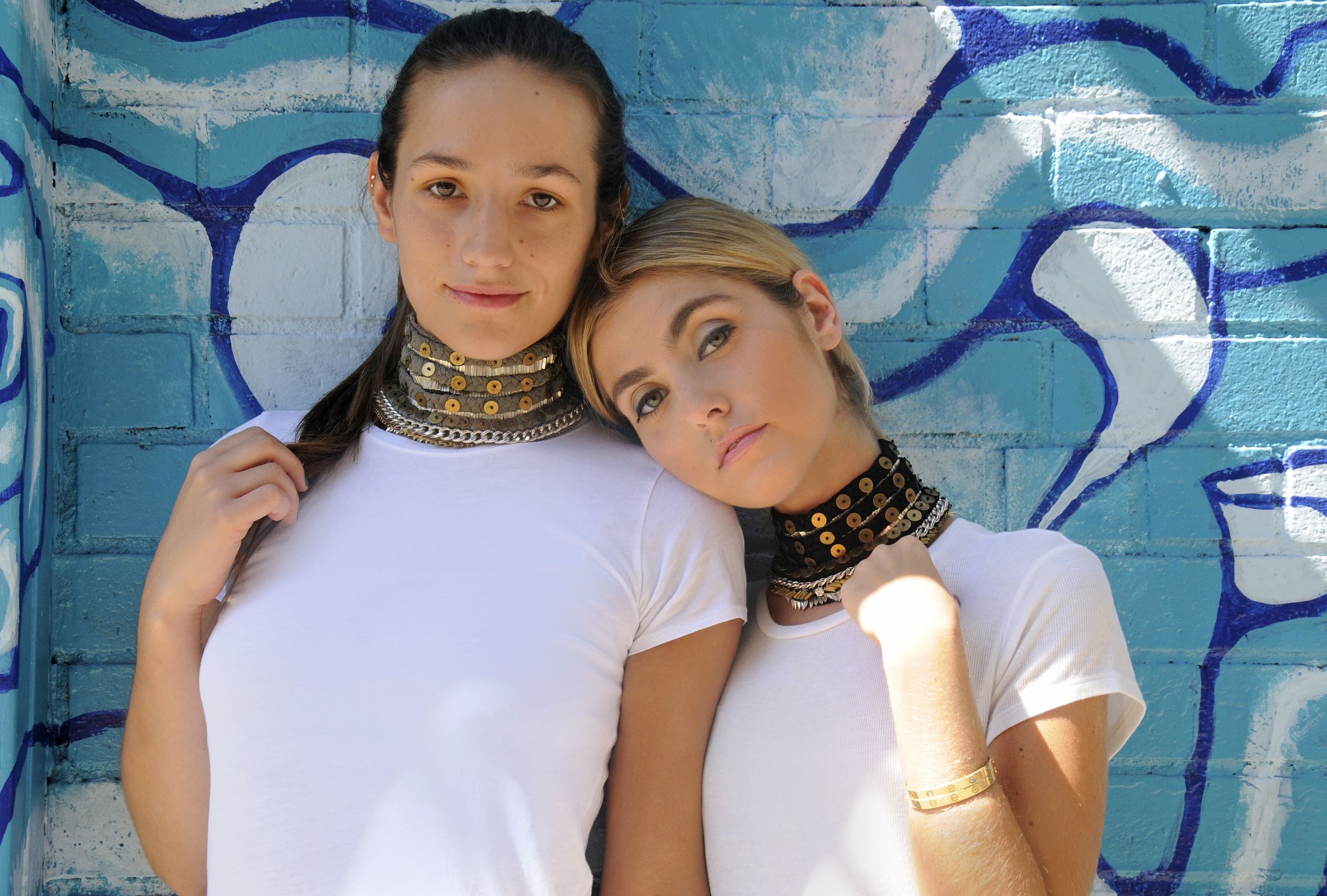 SOPHIE AND CHARLOTTE BICKLEY YIN 2MY YANG MIGNONNE GAVIGAN JEWELRY