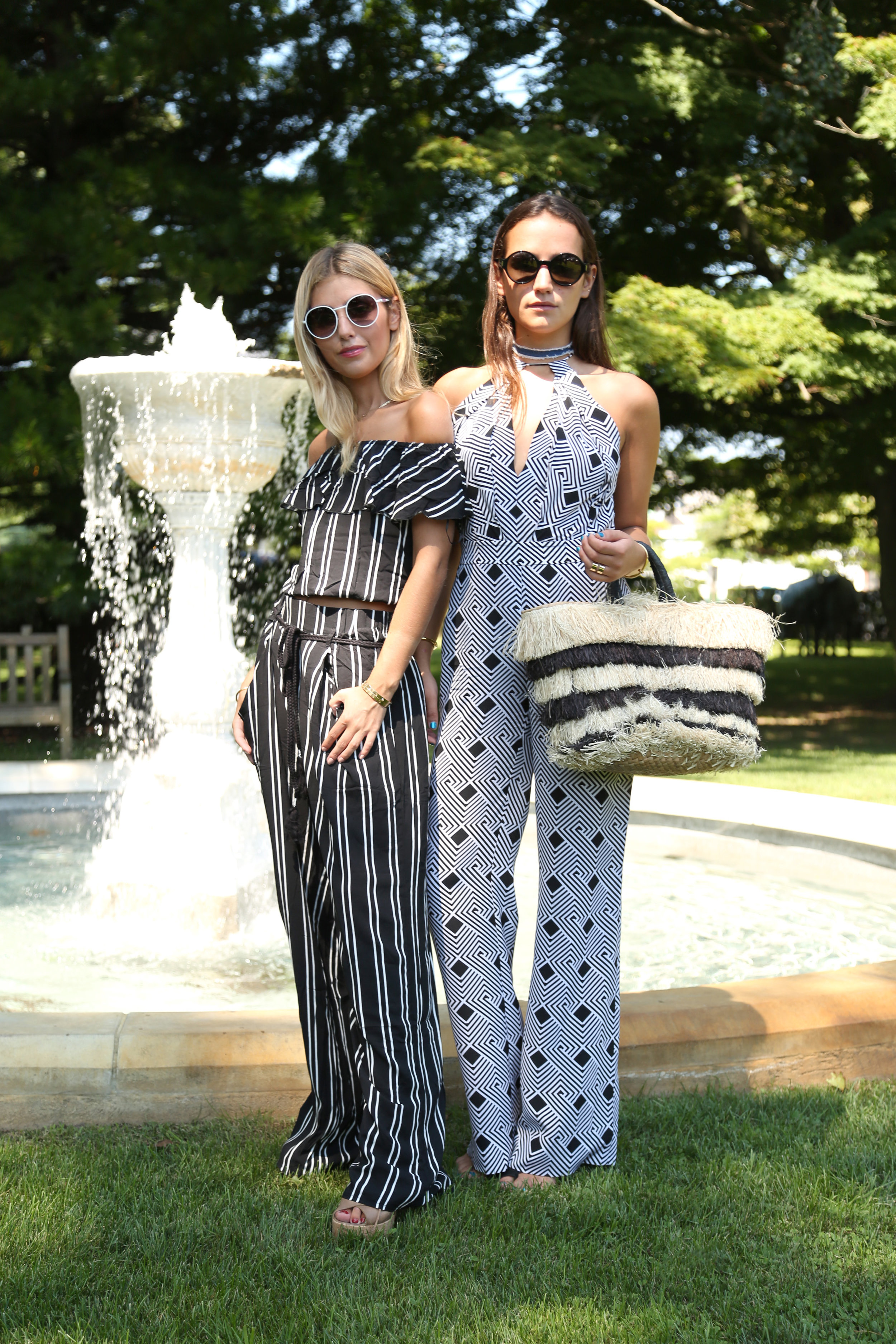 SOPHIE AND CHARLOTTE BICKLEY YIN 2MY YANG STRAW BAGS POST THUMBNAIL