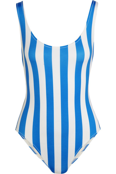 SOLID & STRIPED ONE PIECE