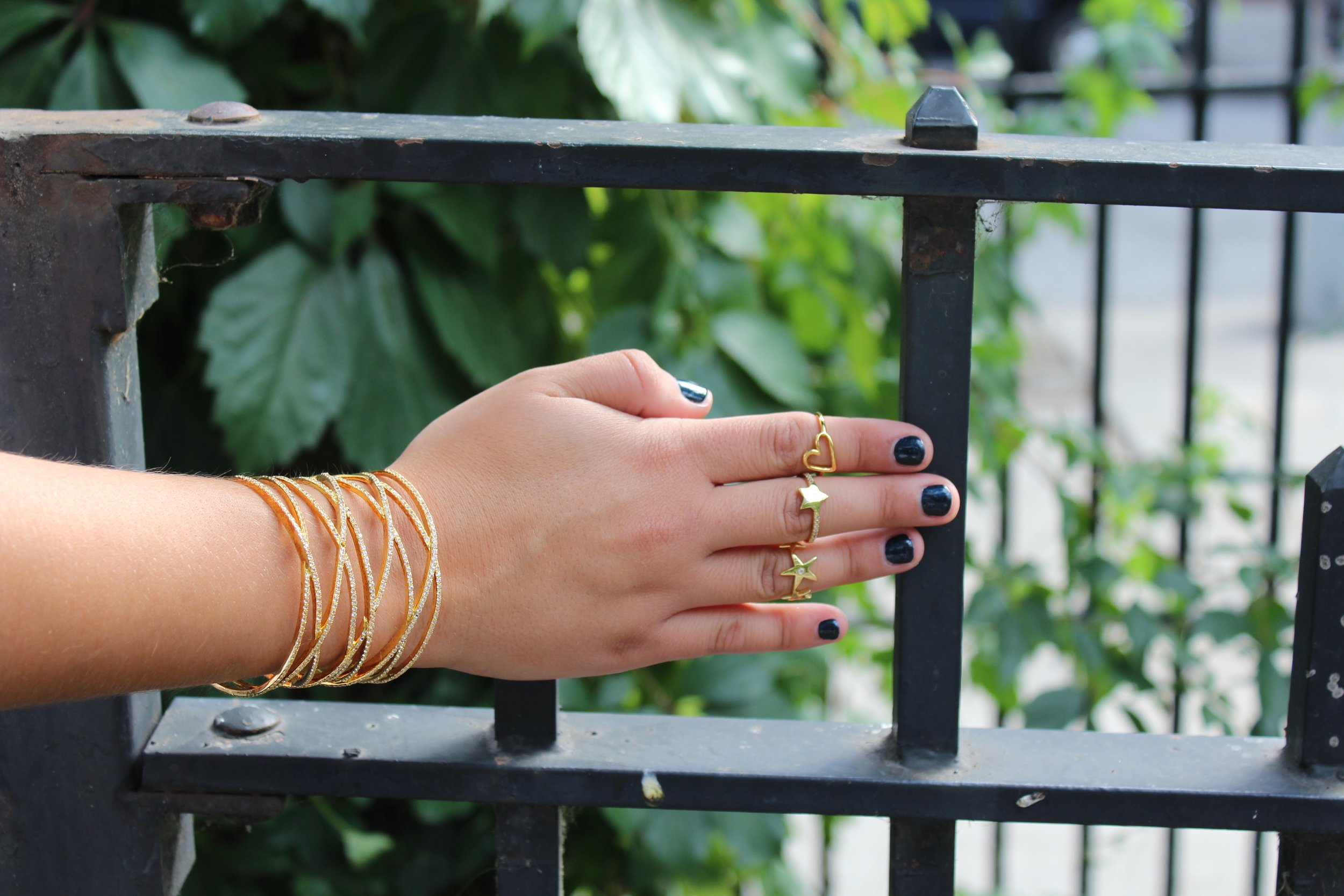 YIN 2MY YANG X ALEX MIKA JEWELRY THE BICKLEY SISTERS NYC FASHION BLOGGERS