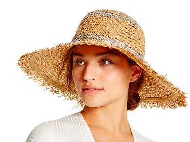 AQUA FLOPPY METALLIC HAT