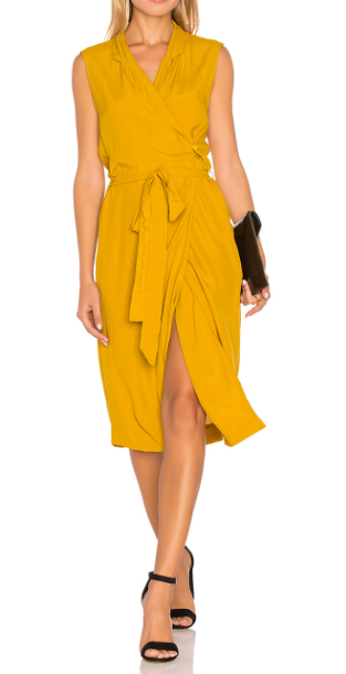SWF 'MIRELLA' VEST DRESS