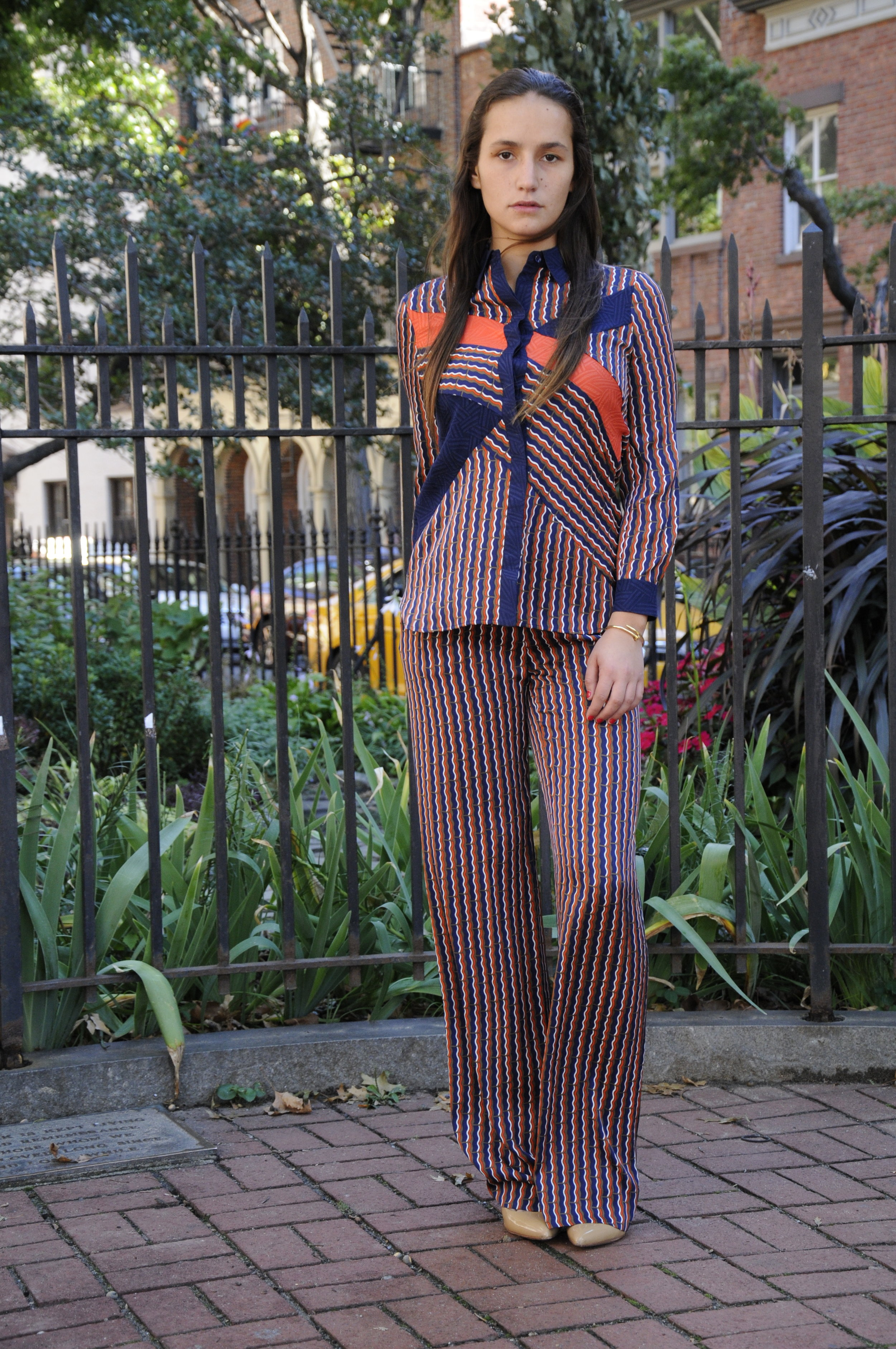 SOPHIE BICKLEY YIN 2MY YANG SISTER BLOGGERS PAJAMA TREND