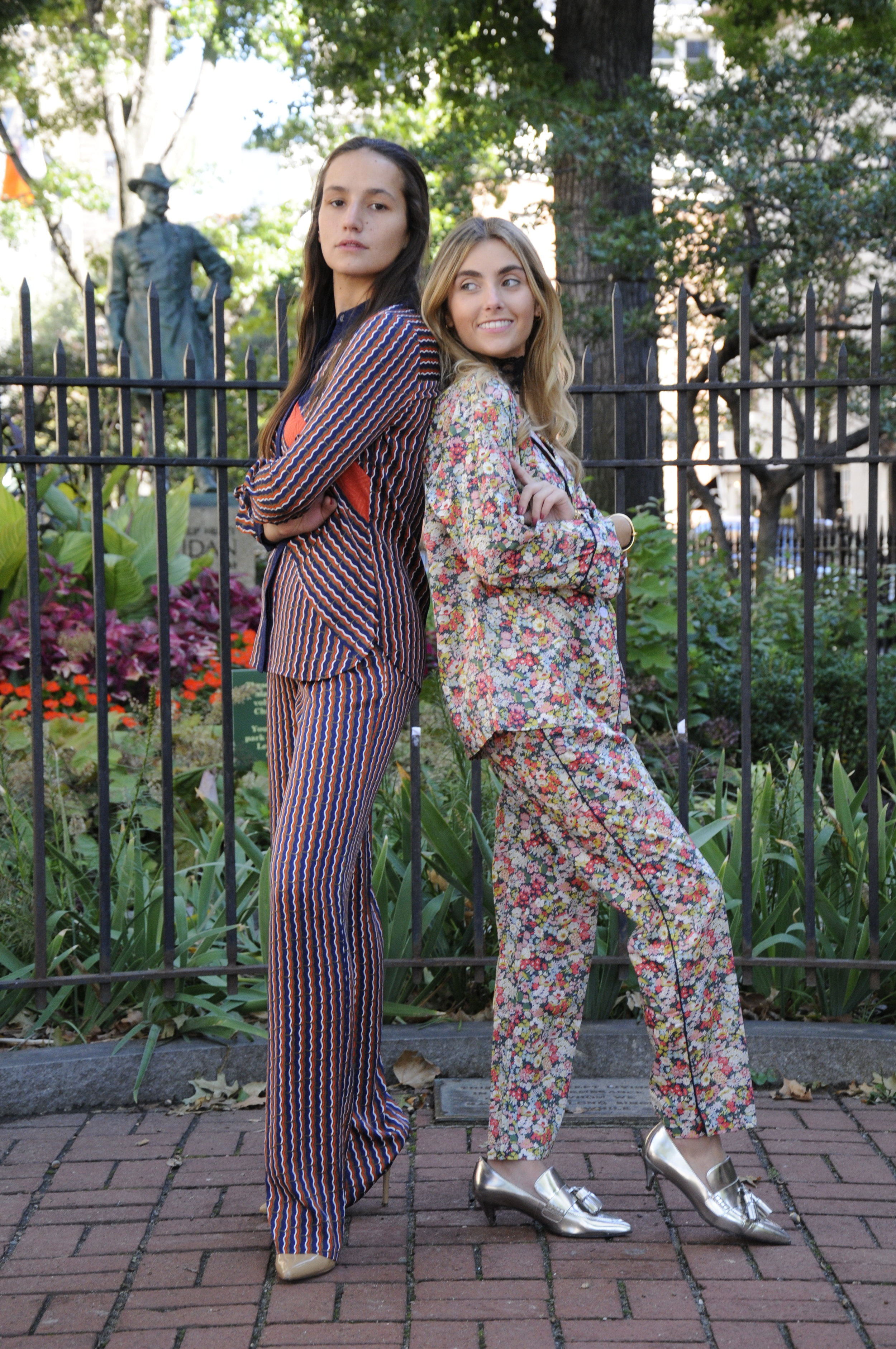 SOPHIE AND CHARLOTTE BICKLEY YIN 2MY YANG SISTER BLOGGERS PAJAMA TREND 7 (1).JPG