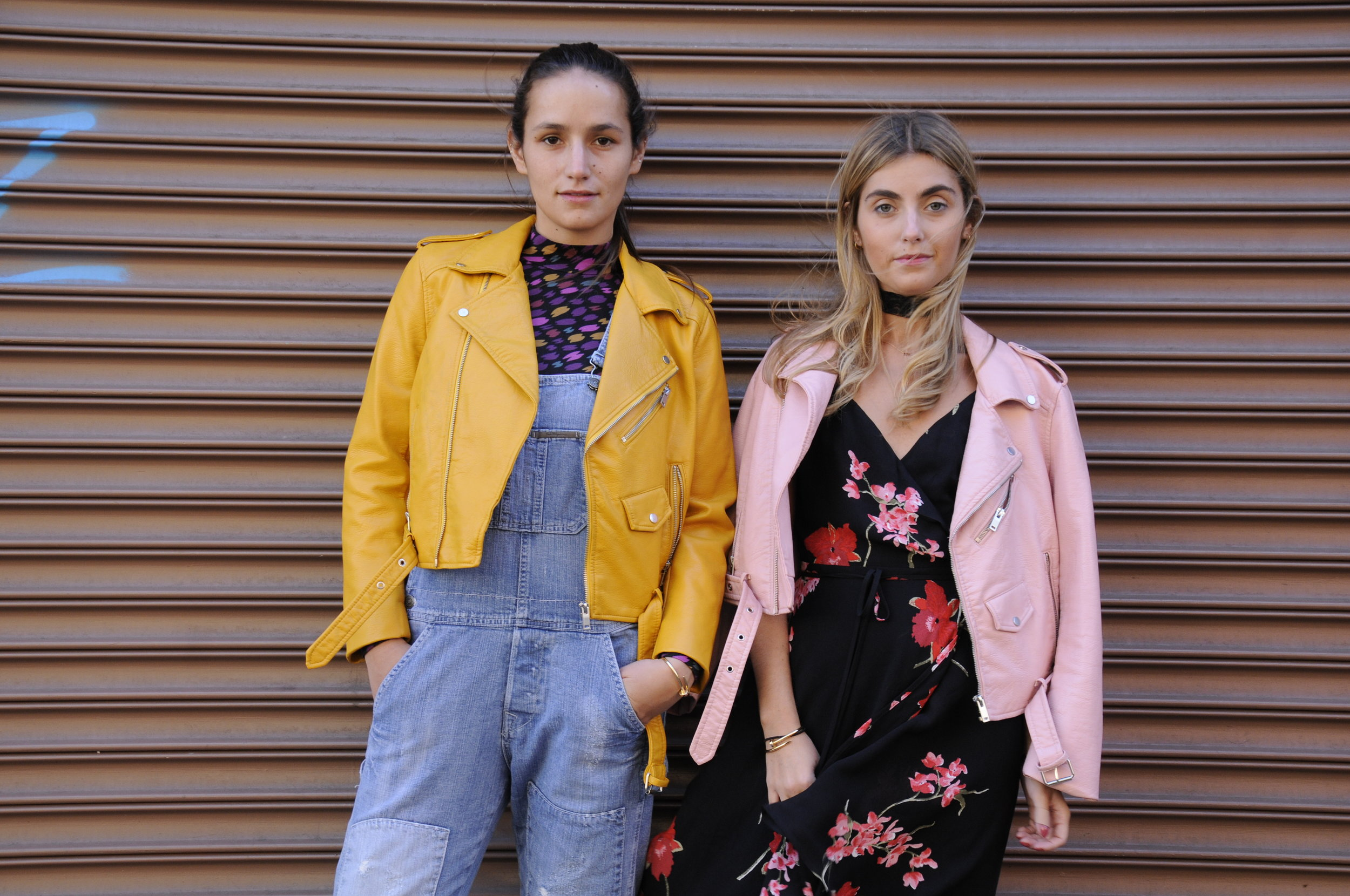 SOPHIE AND CHARLOTTE BICKLEY YIN 2MY YANG SISTER BLOGGERS VEGAN