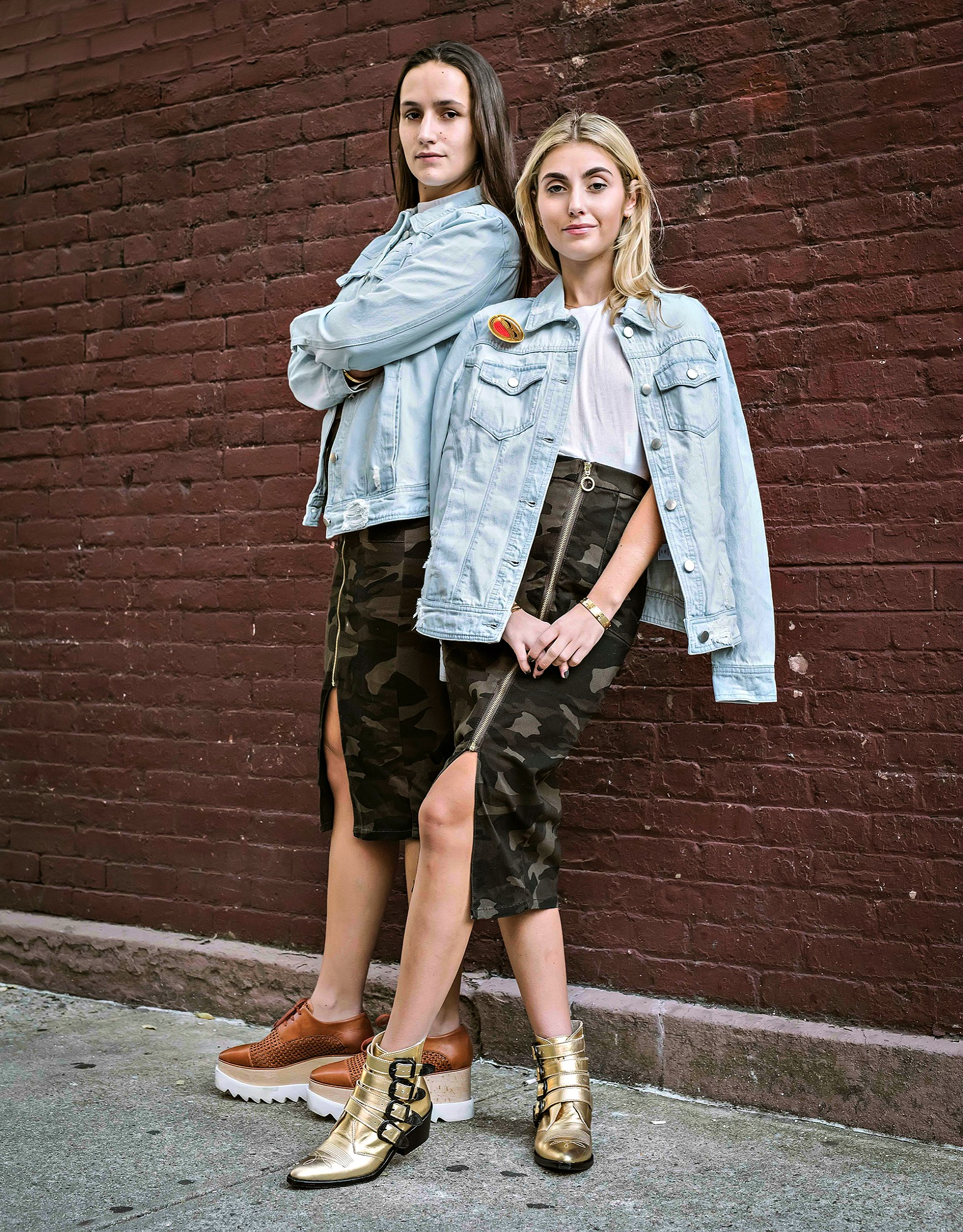 SOPHIE AND CHARLOTTE BICKLEY YIN 2MY YANG SISTER FASHION BLOGGERS NY & CO 1SOPHIE BICKLEY YIN 2MY YANG SISTER FASHION BLOGGERS NY & CO