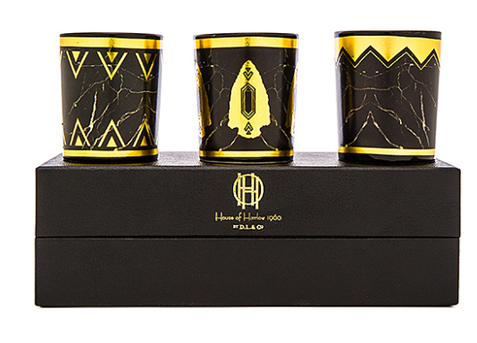 HOUSE OF HARLOW CANDLE GIFT SET