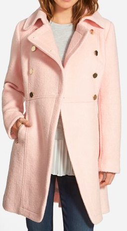 GUESS DOUBLE BREASTED CUTAWAY COAT