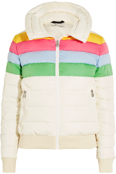 PERFECT MOMENT 'QUEENIE' QUILTED DOWN SKI JACKET
