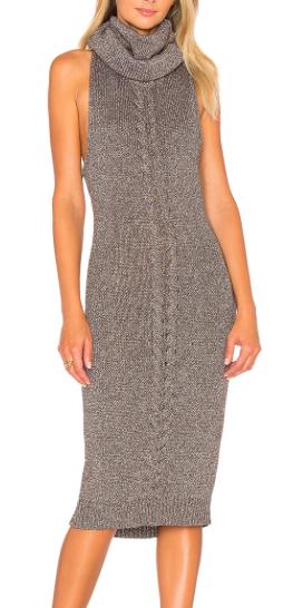 ONE TEASPOON 'LE VIPER' SWEATER DRESS