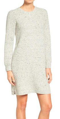 MADEWELL 'DONEGAL' SWEATER DRESS