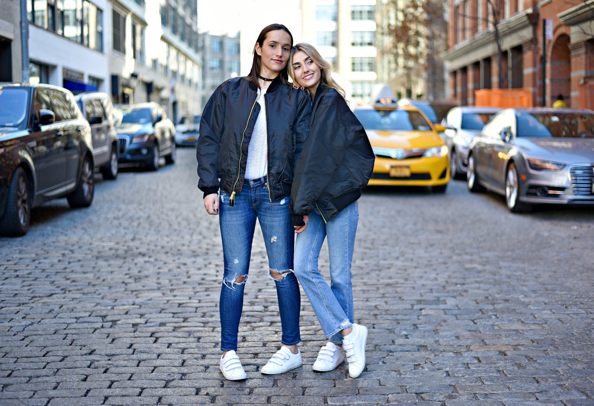 SOPHIE & CHARLOTTE BICKLEY YIN 2MY YANG SISTER FASHION BLOGGERS NYC UNEMPLOYED DENIM POST 13.jpg