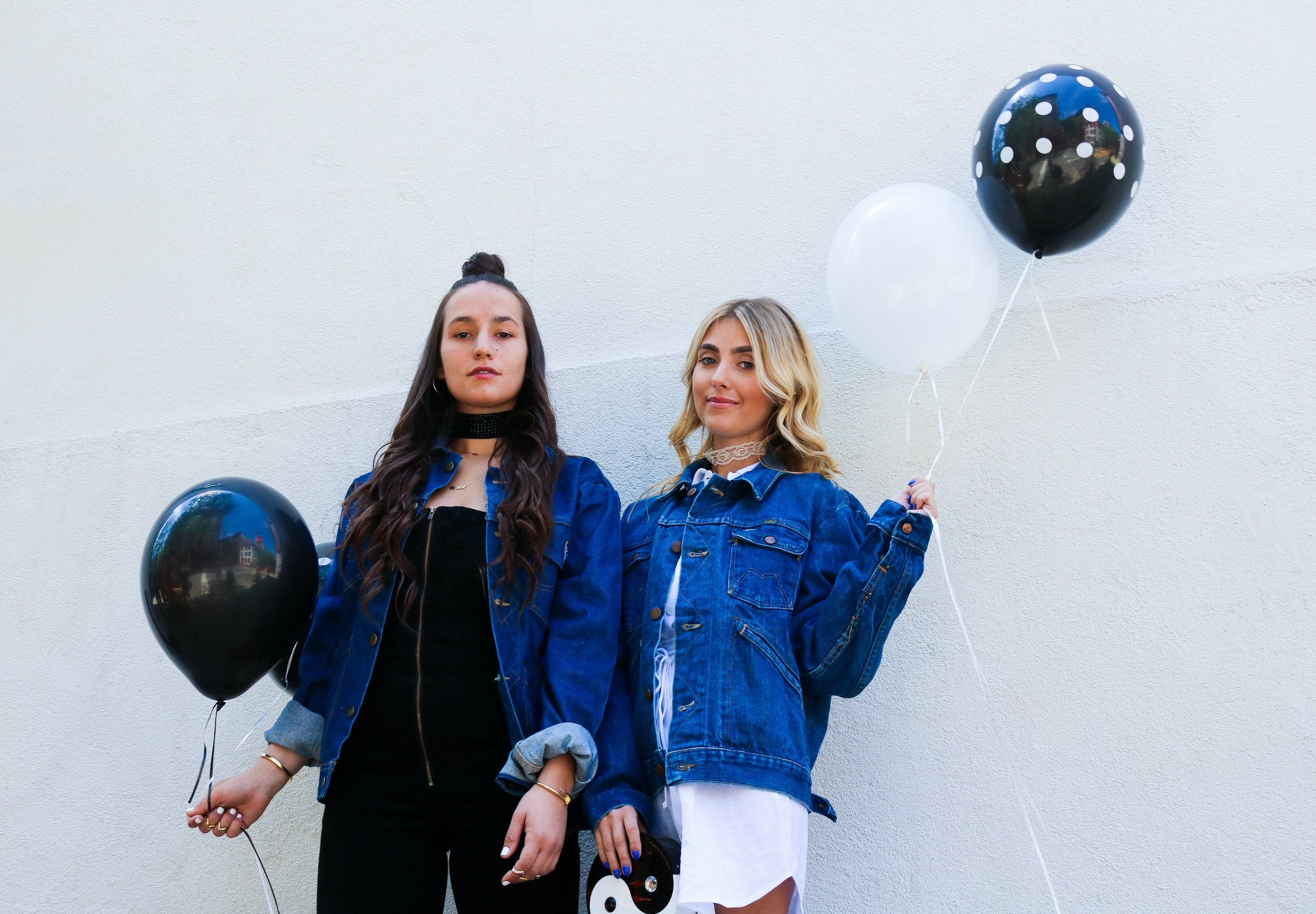 SOPHIE AND CHARLOTTE BICKLEY YIN 2MY YANG SISTER BLOGGERS ONE YEAR POST