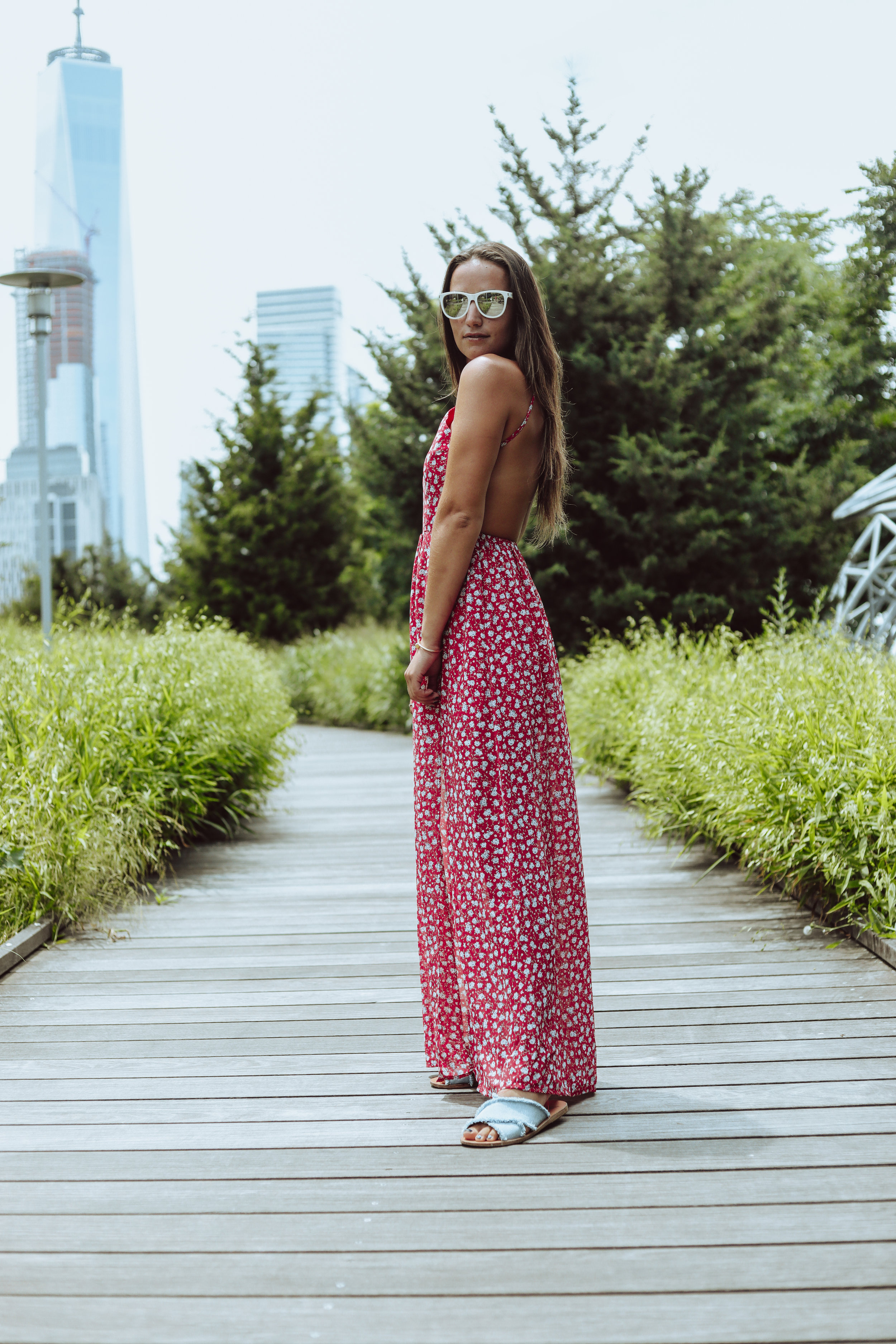 SOPHIE BICKLEY YIN 2MY YANG NYC SISTER FASHION BLOGGERS TOBI FLORAL POST