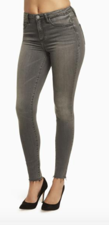JOMAD 'PALMER' HIGH RISE SKINNY LONG JEANS
