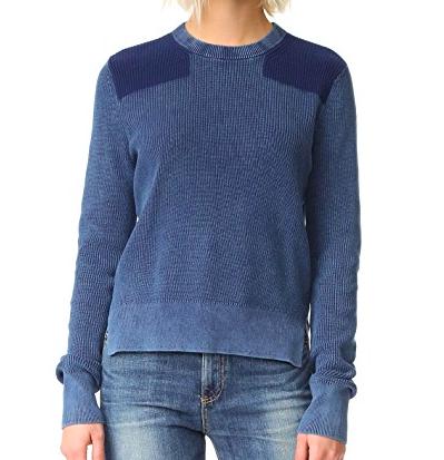 Rag & Bone Denim Sweater