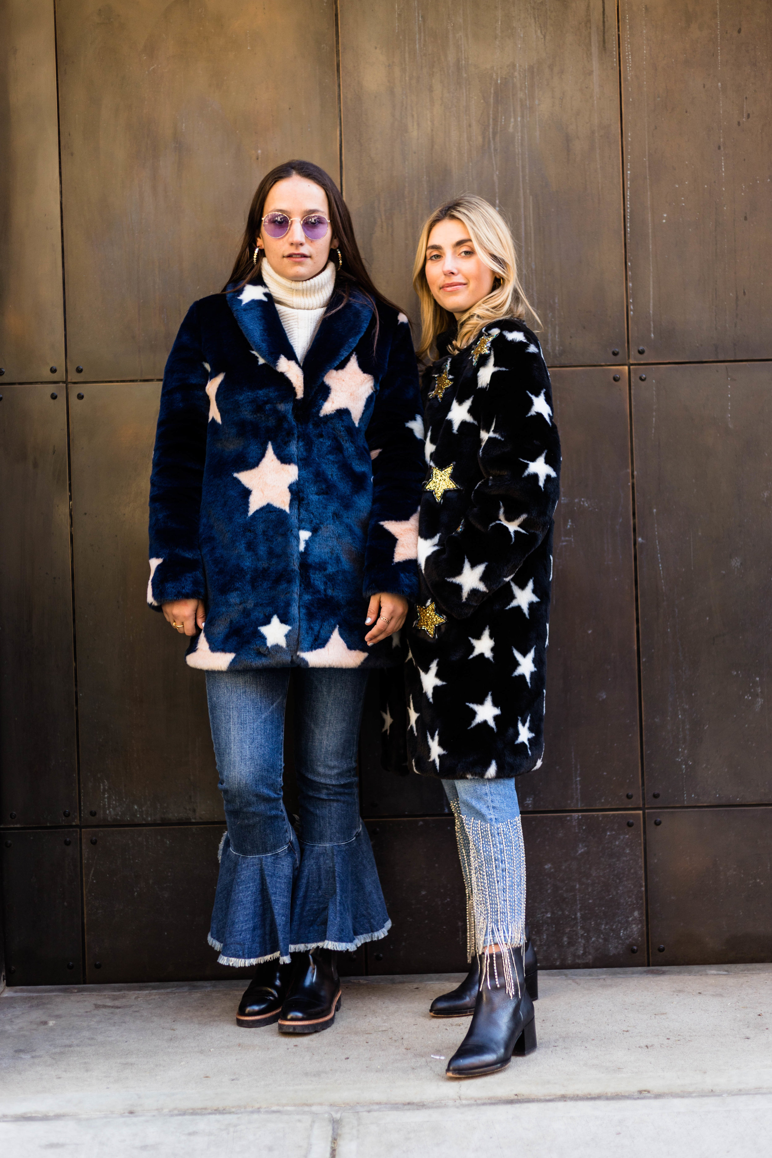 SOPHIE AND CHARLOTTE BICKLEY YIN 2MY YANG SISTER FASHION BLOGGERS NYC SEEING STARS THUMBNAIL