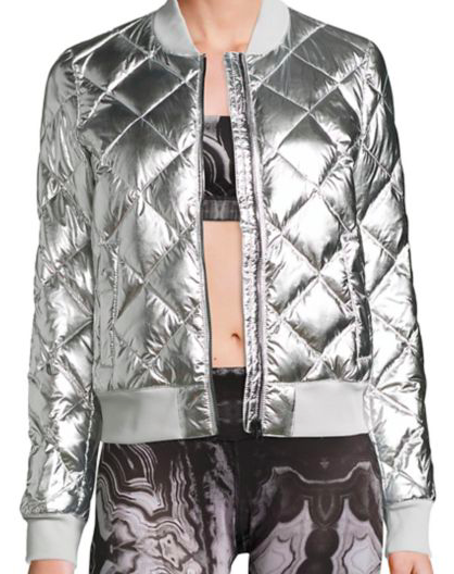 ALO YOGA IDOL QUILTED BOMBER