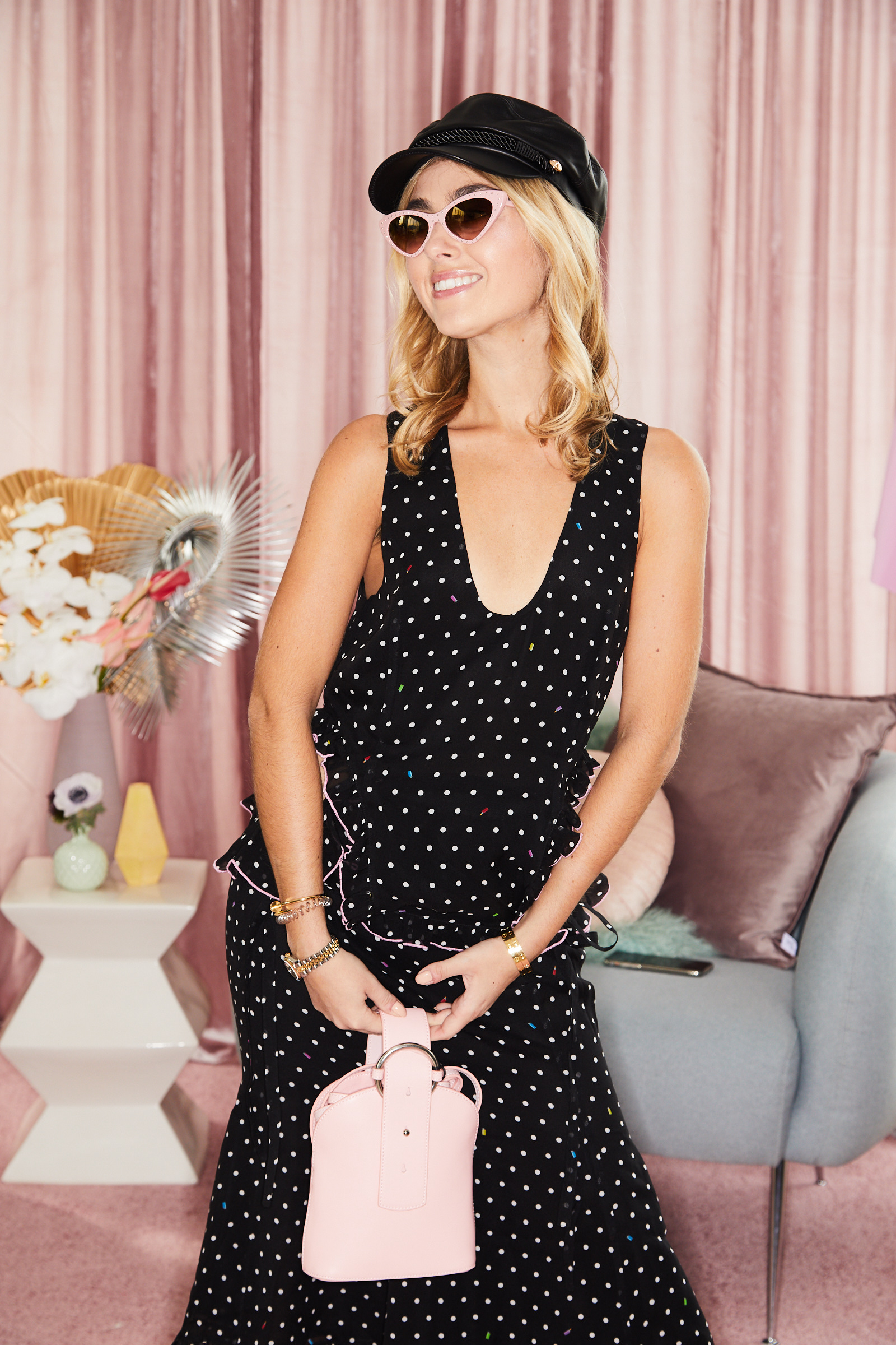 CHARLOTTE BICKLEY YIN 2MY YANG SHOPBOP STYLEHIGH EVENT NYC SISTER FASHION BLOGGERS