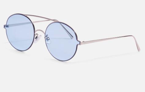 Topshop Luna Frame Sunglasses