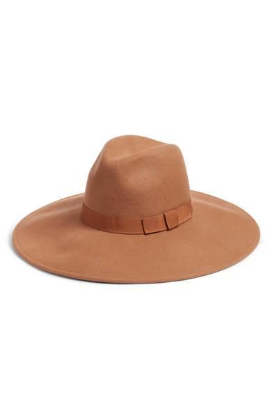 KITSCH WIDE BRIM HAT