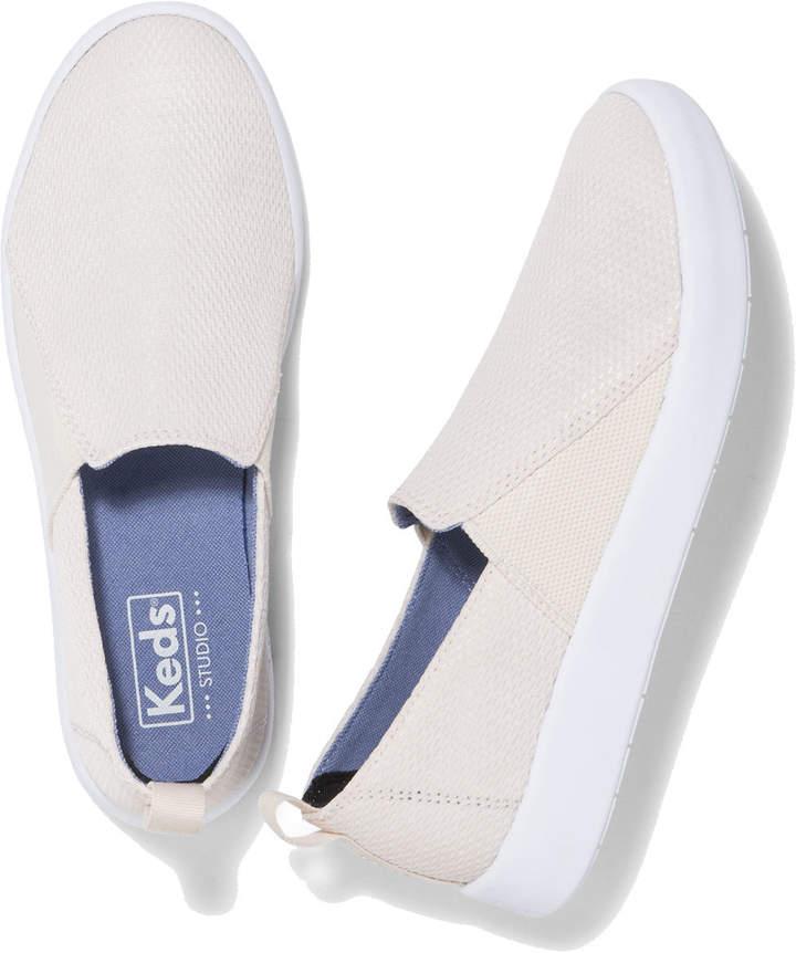 Ked's Mesh Slip On Sneakers