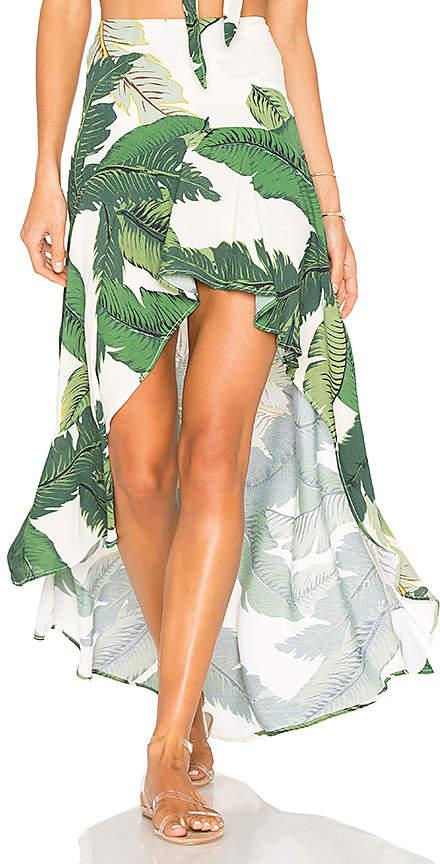 Beach Riot Leaf Skirt