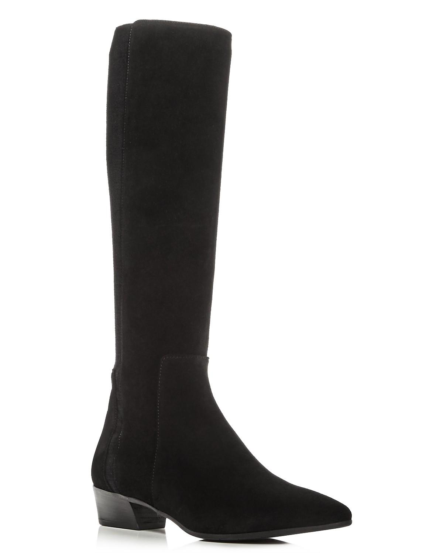 Aquatalia Federica Weatherproof Suede Tall Boots