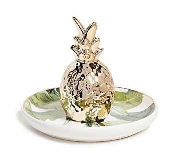 Gift Boutique Pineapple Ring Holder