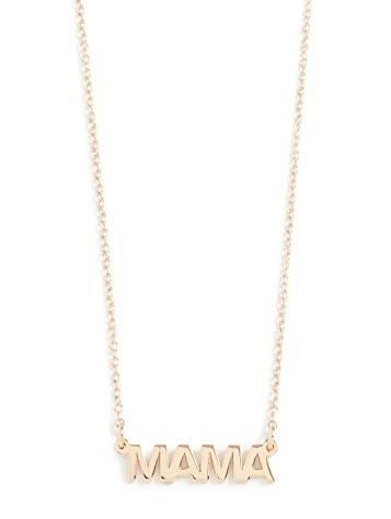 Jennifer Zeuner Jewelry Mama Necklace