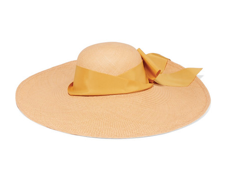 Sensi Studio Bow Straw Hat