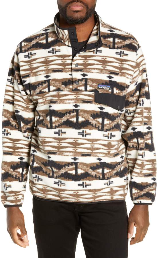 PATAGOINA PATTERNED PULLOVER