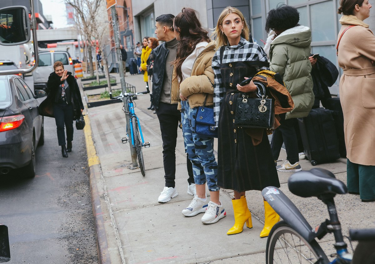 "Phil Oh's Best Street Style Photos From New York Fashion Week Fall 2019 - VOGUE FEBRUARY 2019""This season, the New York men's shows collided with women's Fashion Week for a few days, resulting in an all-over-the-place schedule—and some particularly good street style. …""READ MORE"