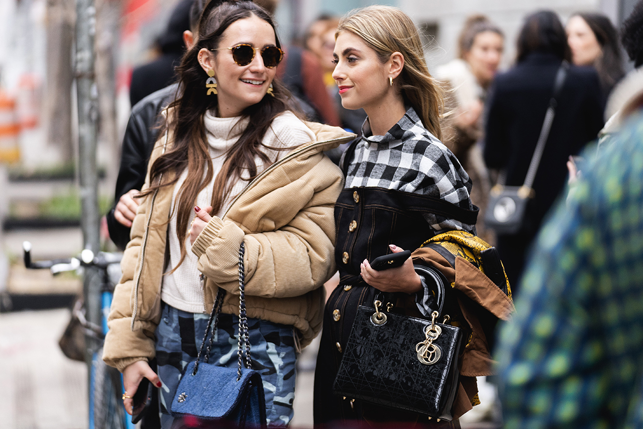 "The Best Street Style Moments From New York Fashion Week FW19 - HYPEBAE FEBRUARY 2019""At New York Fashion Week Fall/Winter 2019, show attendees are bundled up against the cold with with bold-colored outfits that are simply hard to miss. …""READ MORE"