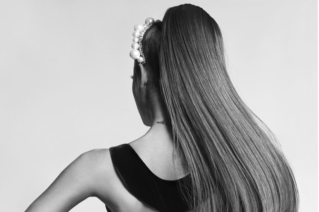 Ariana Grande Is Givenchy's Newest Face -