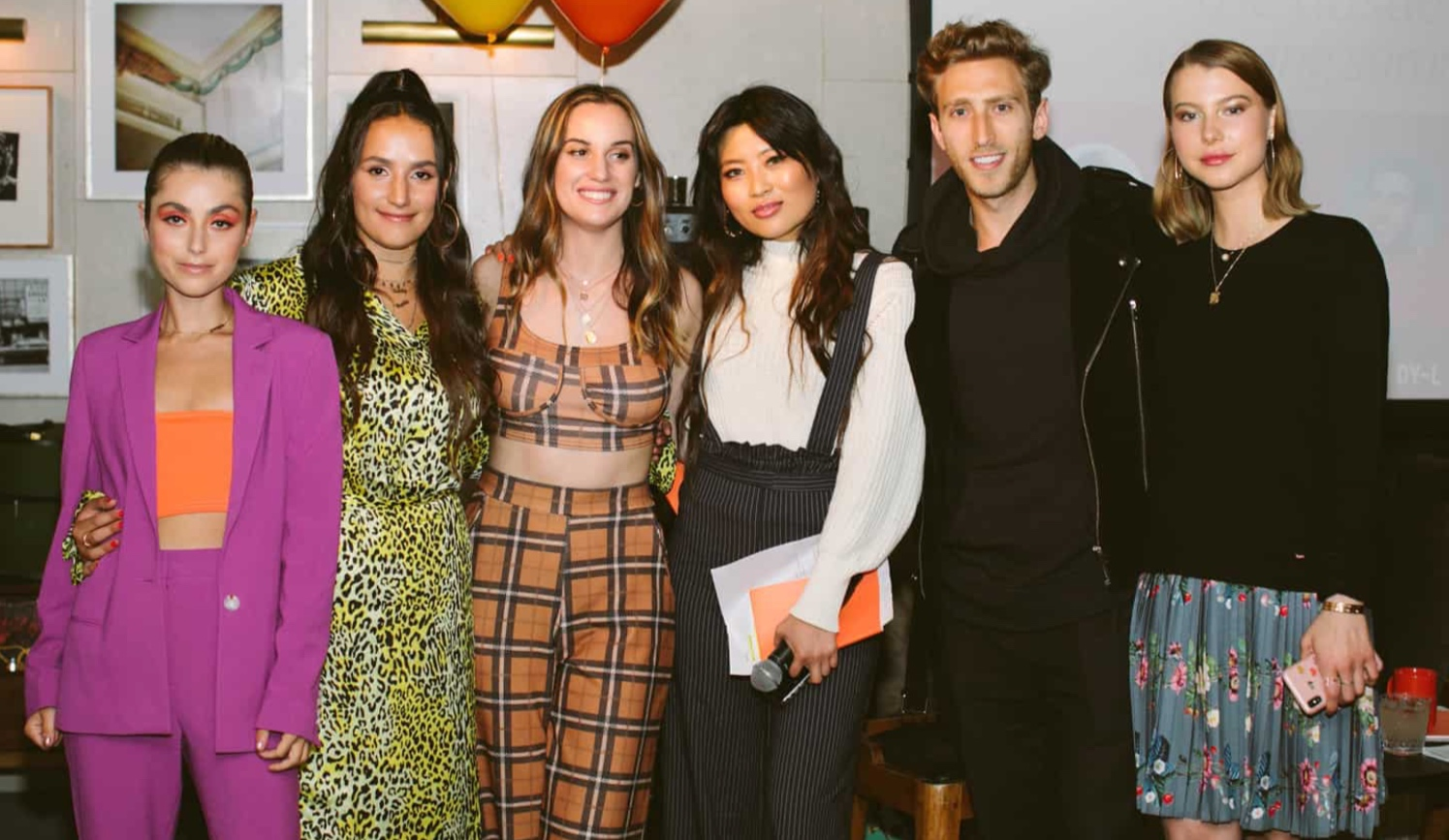"The CFDA Appoints a Global Ambassador, ANDAM Announces Prize Finalists - THE DAILY FRONT ROW MAY 2019""Earlier this week Bumble hosted a panel to help young entrepreneurs survive the summer hustle. Held at Soho House the event featured Hannah Berner, Sophie and Charlotte Bickley…""READ MORE"
