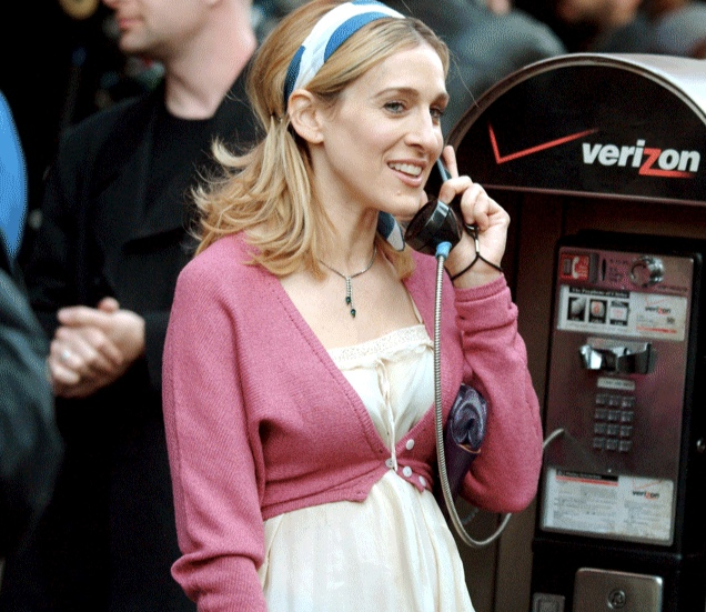 Shop the Best of Carrie Bradshaw's Red-Hot Summer Style -