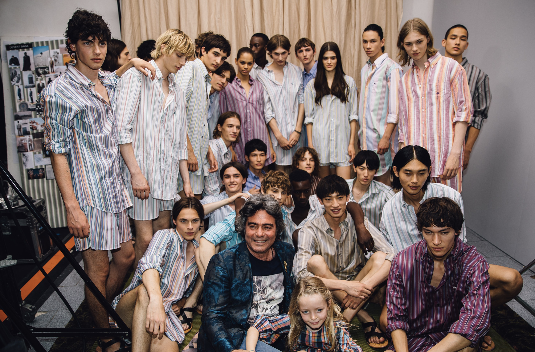 The Best Backstage Photos From Milan's Spring 2020 Menswear Shows -