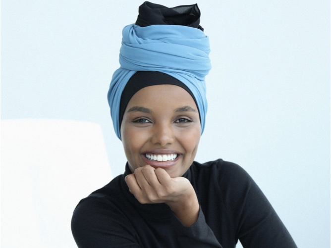 How Halima Aden is Mentoring the Next Generation of Fashion Creatives -