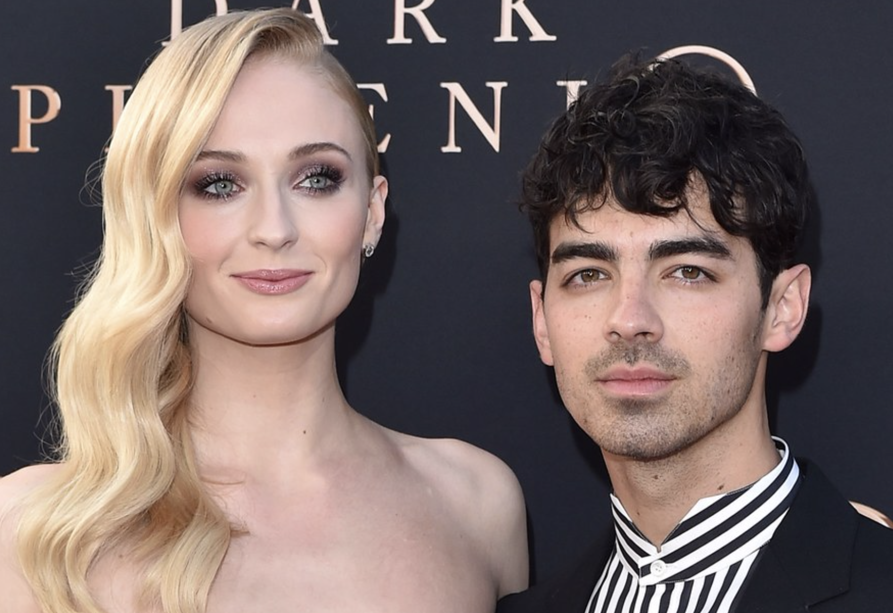 Sophie Turner and Joe Jonas Just Shared Their First Wedding Photos -