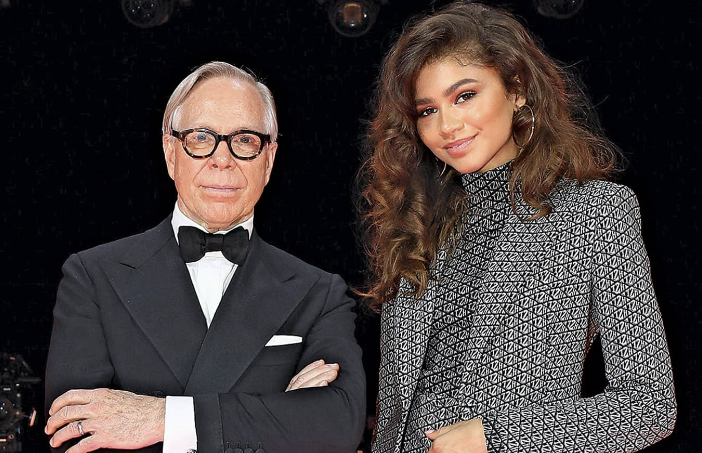 ZENDAYA IS NOW FASHION'S MOST IN DEMAND TRIPLE THREAT -