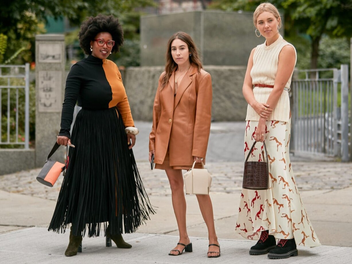 THE BEST STREET STYLE LOOKS FROM NEW YORK FASHION WEEK SPRING 2020 -