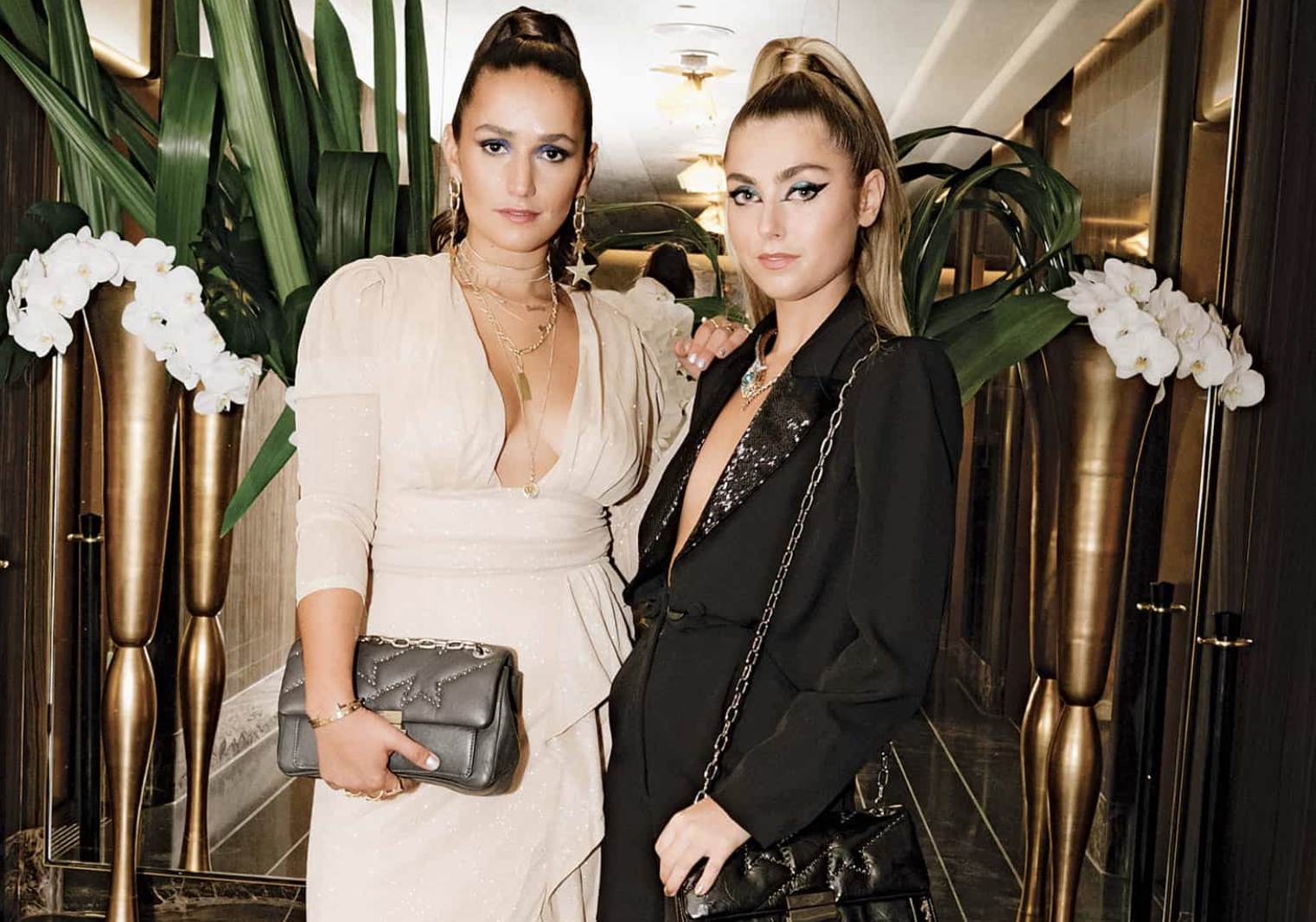 "Charlotte and Sophie Bickley, on Influencer Life During Fashion Week - THE DAILY FRONT ROW SEPTEMBER 2019""What is Fashion Week really like for bloggers and influencers? We sat down with sisters Charlotte and Sophie Bickley, co-founders of Yin2MyYang, to find out.""READ MORE"