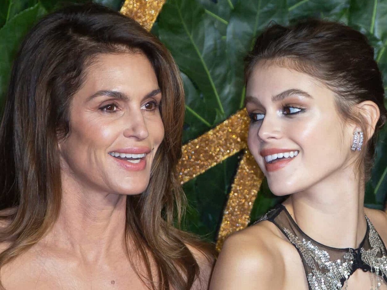 KAIA GERBER ON THE ONE THING CINDY CRAWFORD COULDN'T TEACH HER -