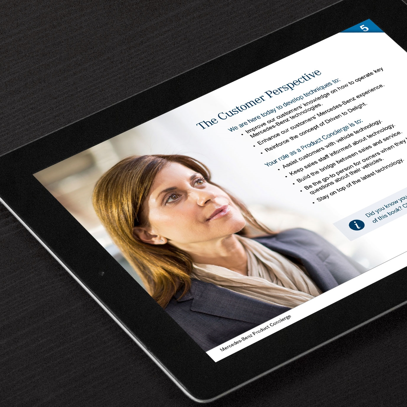 Product Concierge iBook