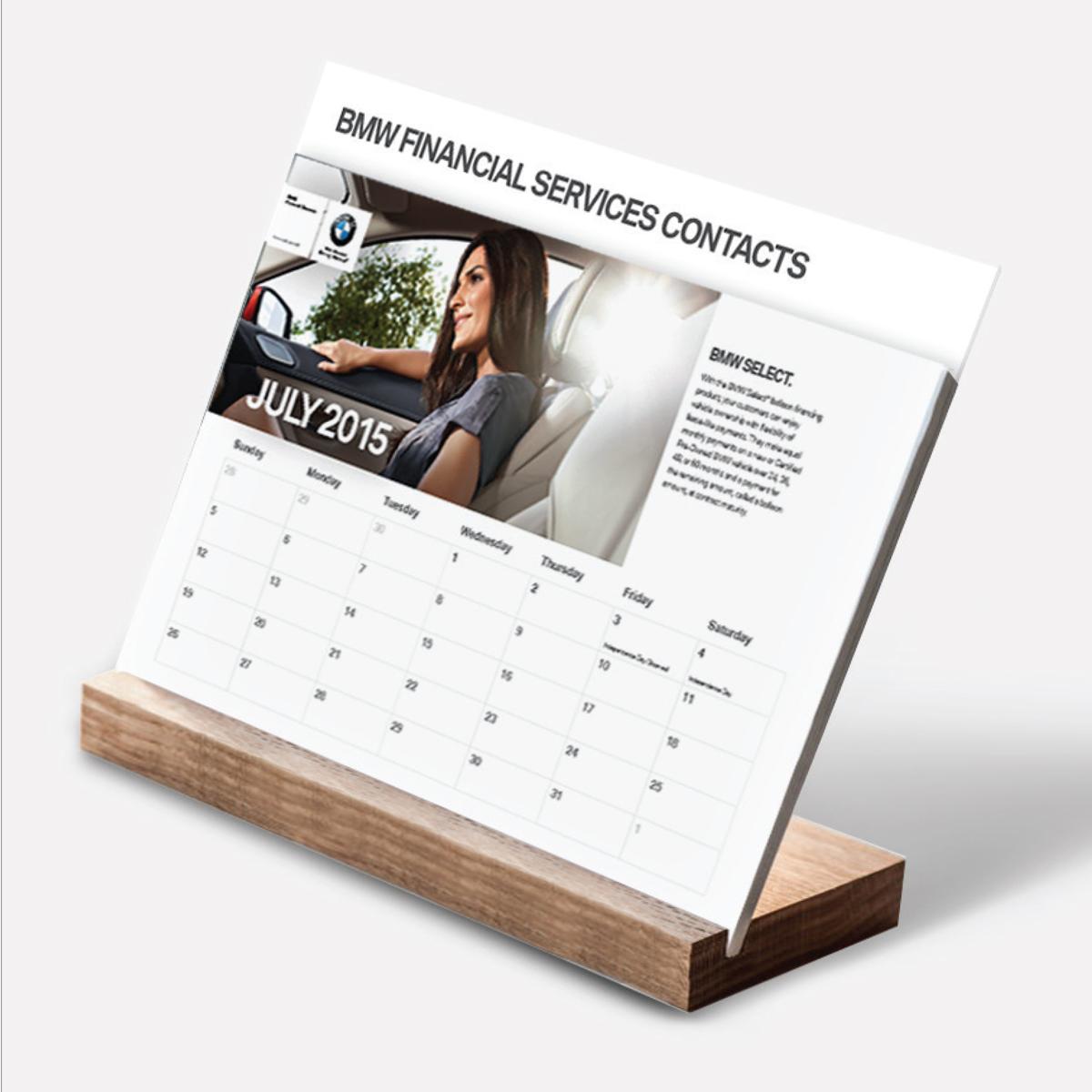 BMW Calendars