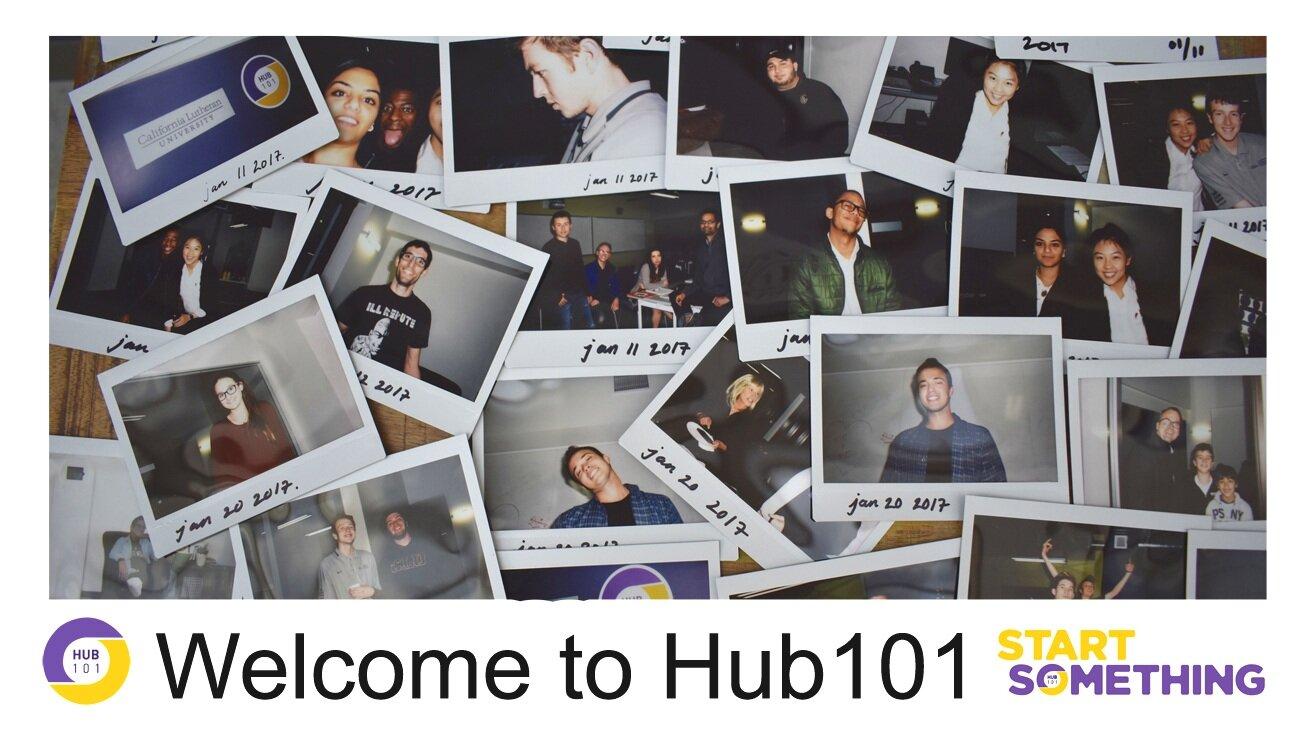 Hub101   offers coworking,
