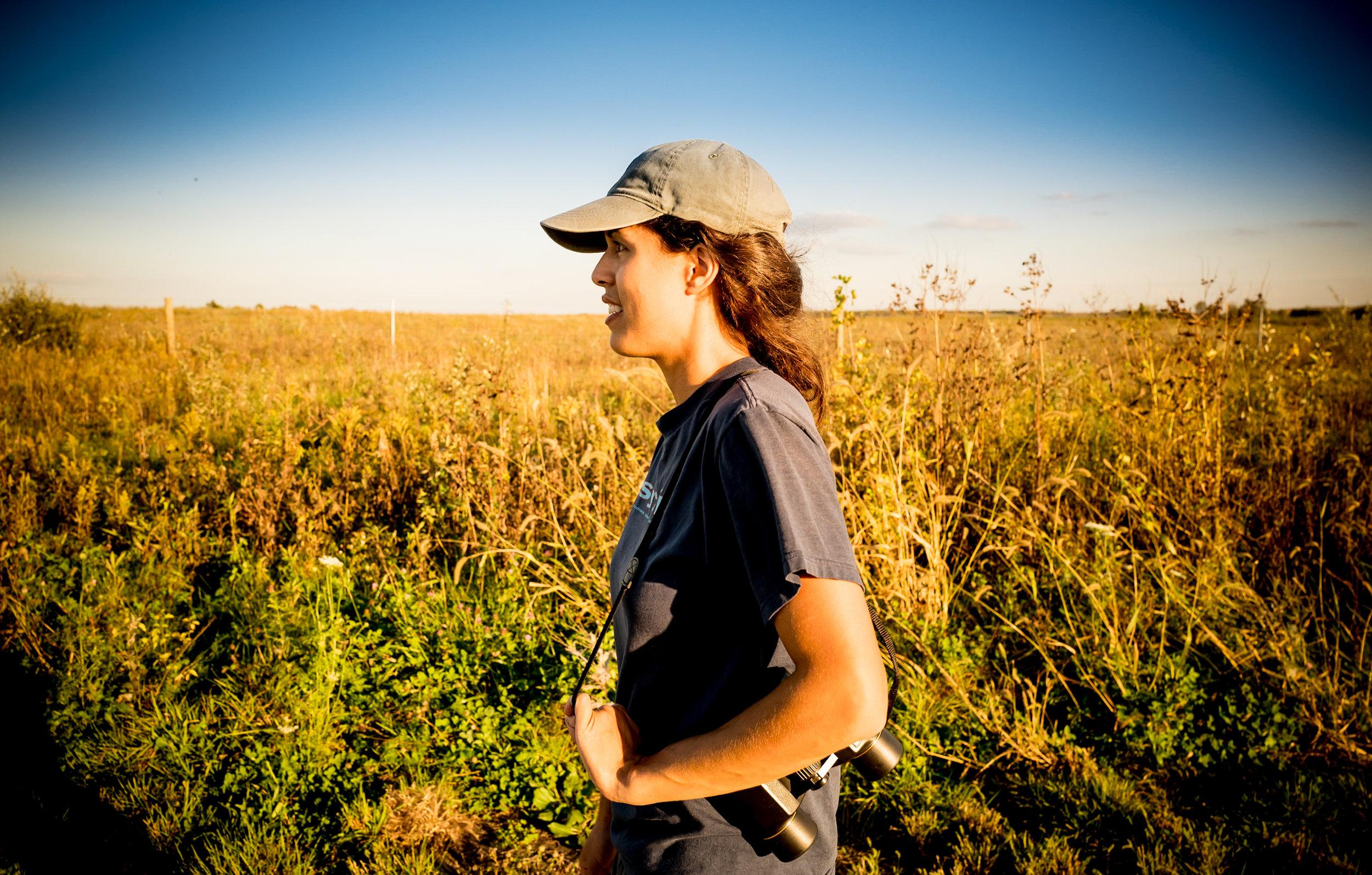 Grace at Midewin National Tallgrass Prairie