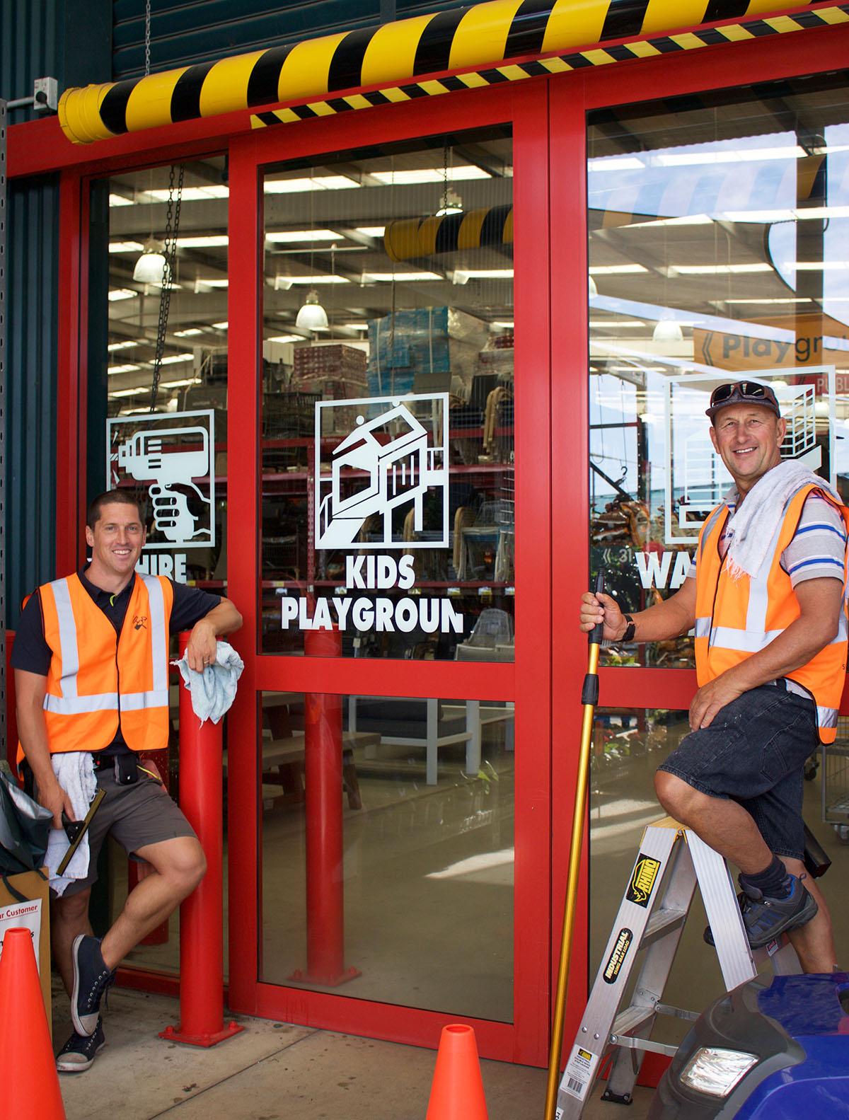 Swish Window Cleaning Team